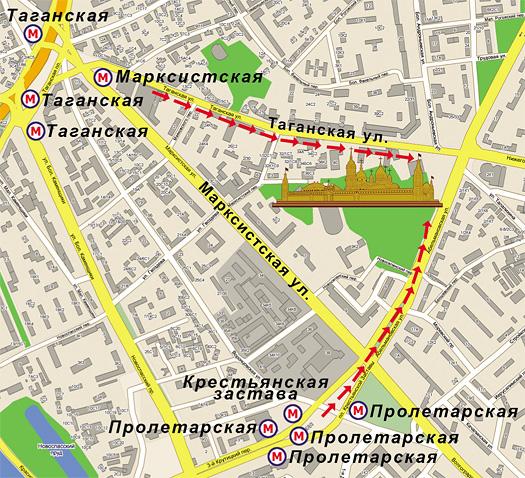 Свежая публикация: Как добраться до свято покровского монастыря (2013) .